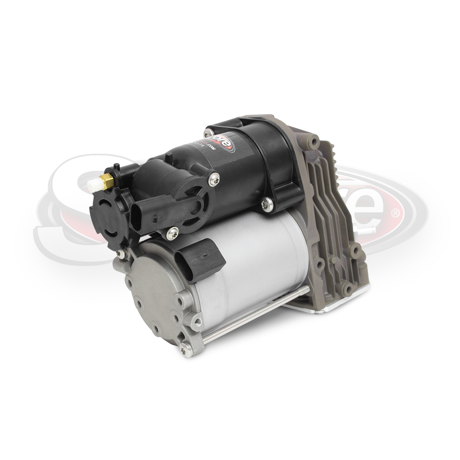 E61 Self-Leveling Suspension Air Compressor - 2006-2010 BMW 5 Series
