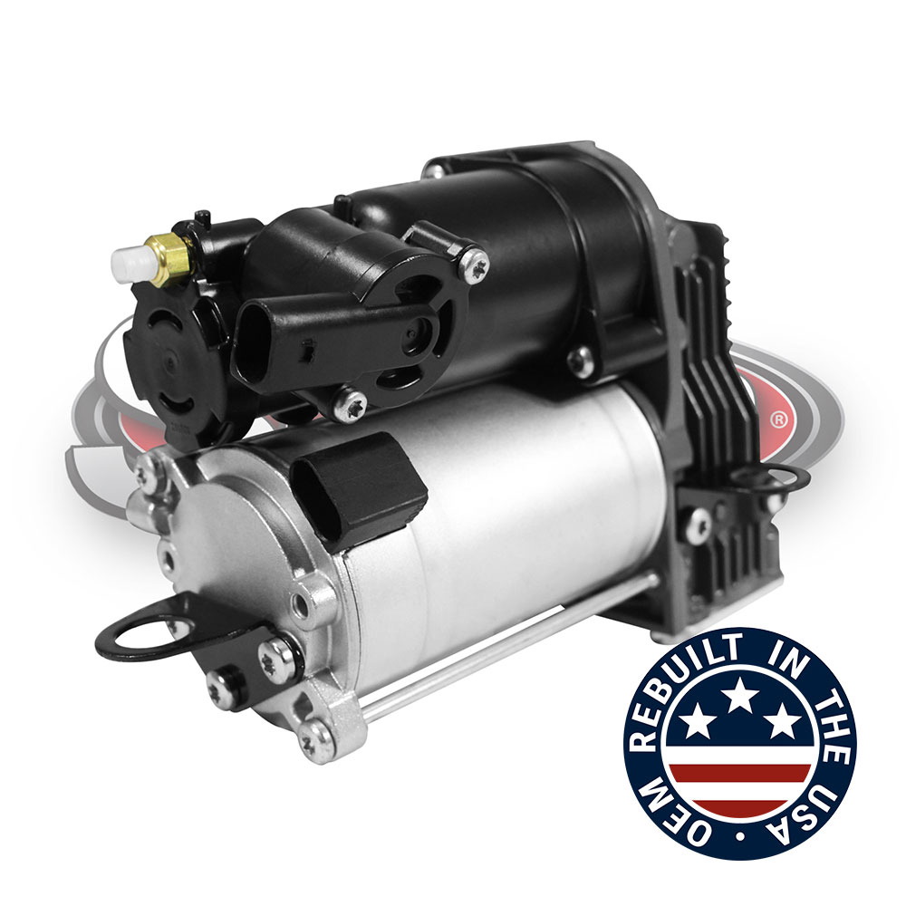 Rebuilt Airmatic Air Suspension Compressor Pump - Mercedes GL & ML Class W164 & W166