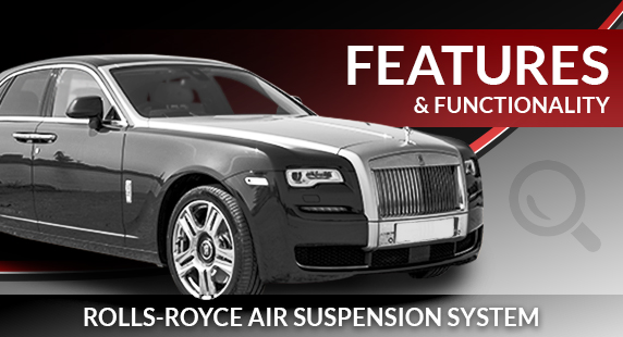 2010-2014 Rolls-Royce Air Strut Assemblies