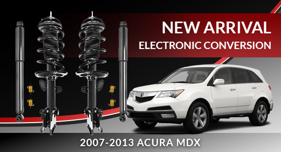 Is it time to Convert your 2nd Gen Acura MDX Active damping suspension (ADS) to a more reliable conventional gas shock setup?