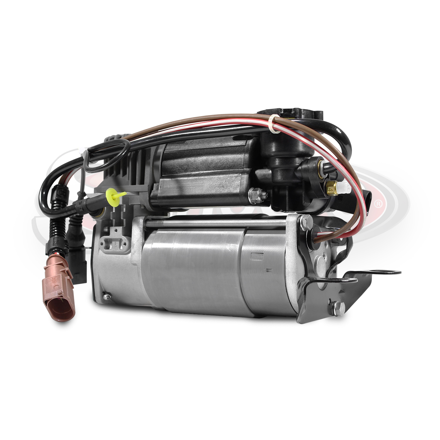 C6 Air Suspension Air Compressor with Dryer - Audi A6