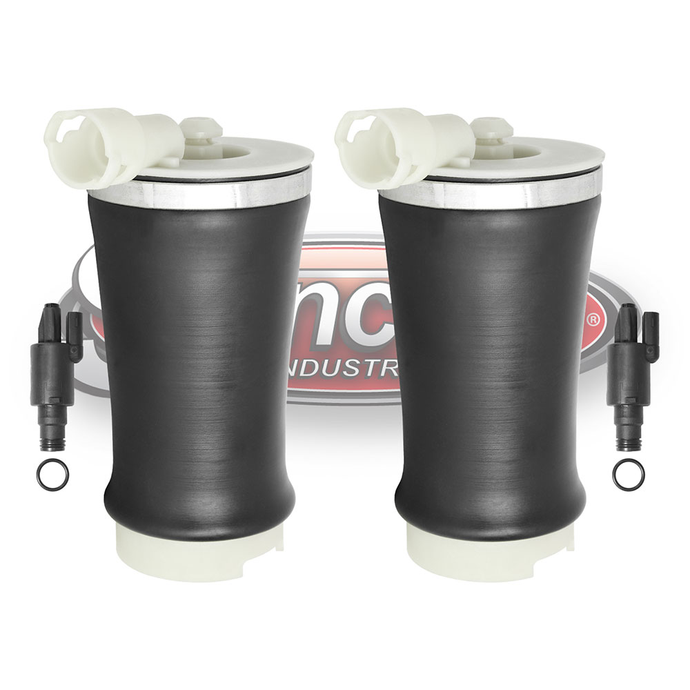 Air Ride Air Springs & Solenoids Rear Kit - F150 & F250