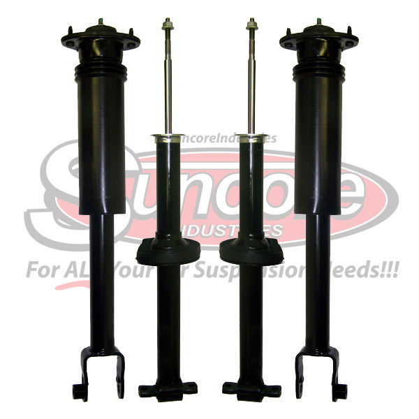 Electronic Active Suspension to Passive Gas Shock Absorber Conversion Kit - Cadillac CTS