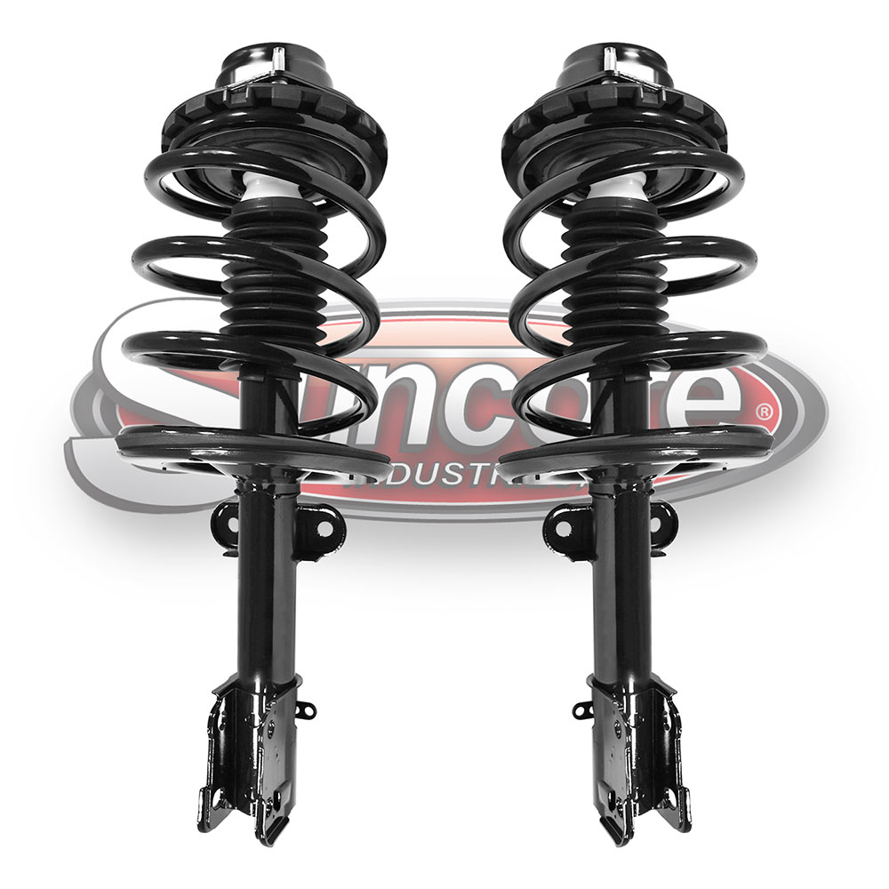 V6 Quick Install Complete Strut Assemblies Front Pair - GM