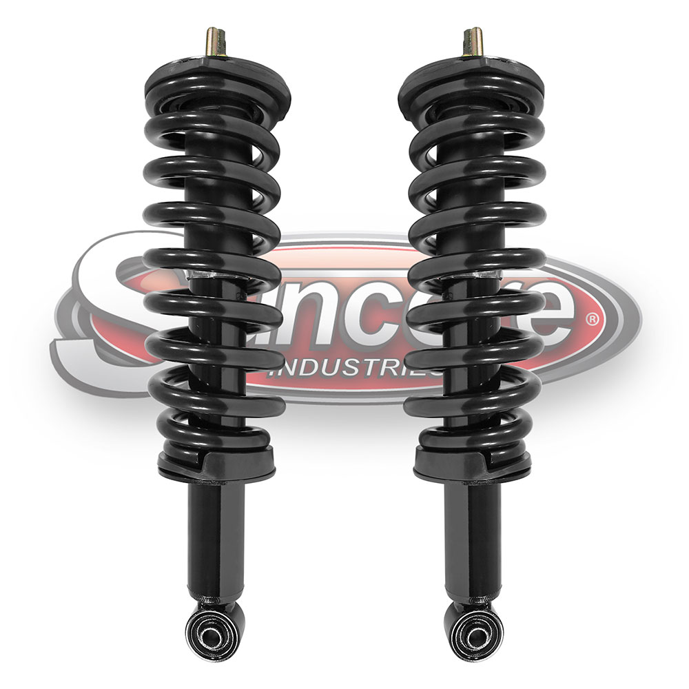 Quick Install Strut Assemblies Front Pair - Toyota Sequoia
