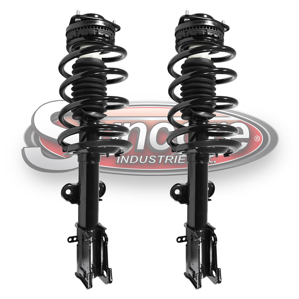Quick Complete Strut Assemblies Front Pair - Grand Caravan & Town & Country