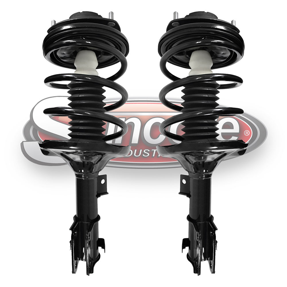Quick Install Strut Assemblies Front Pair - Sebring, Stratus & Eclipse