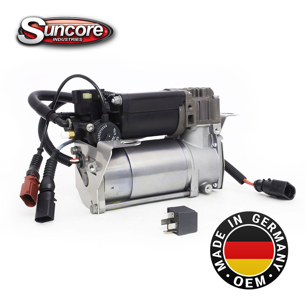 Audi A8 D3 4E OEM Compressor air suspension Pump 4E0616007E for V10 & W12