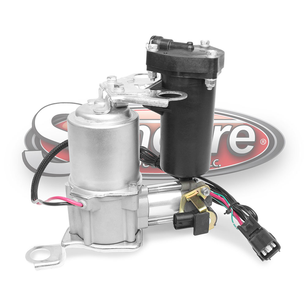 Air Suspension Compressor Ride Height Control Pump for GX460 - GX470 & 4Runner