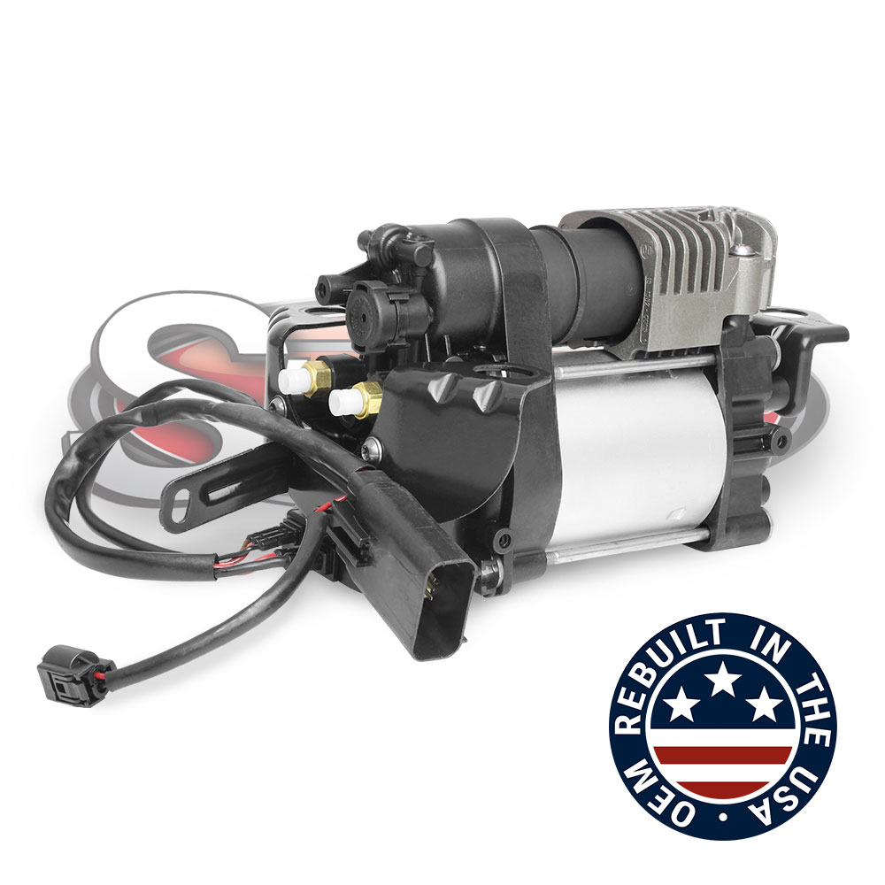 OEM Air Suspension Compressor Assembly Remanufactured for 2013-2017 Ram 1500