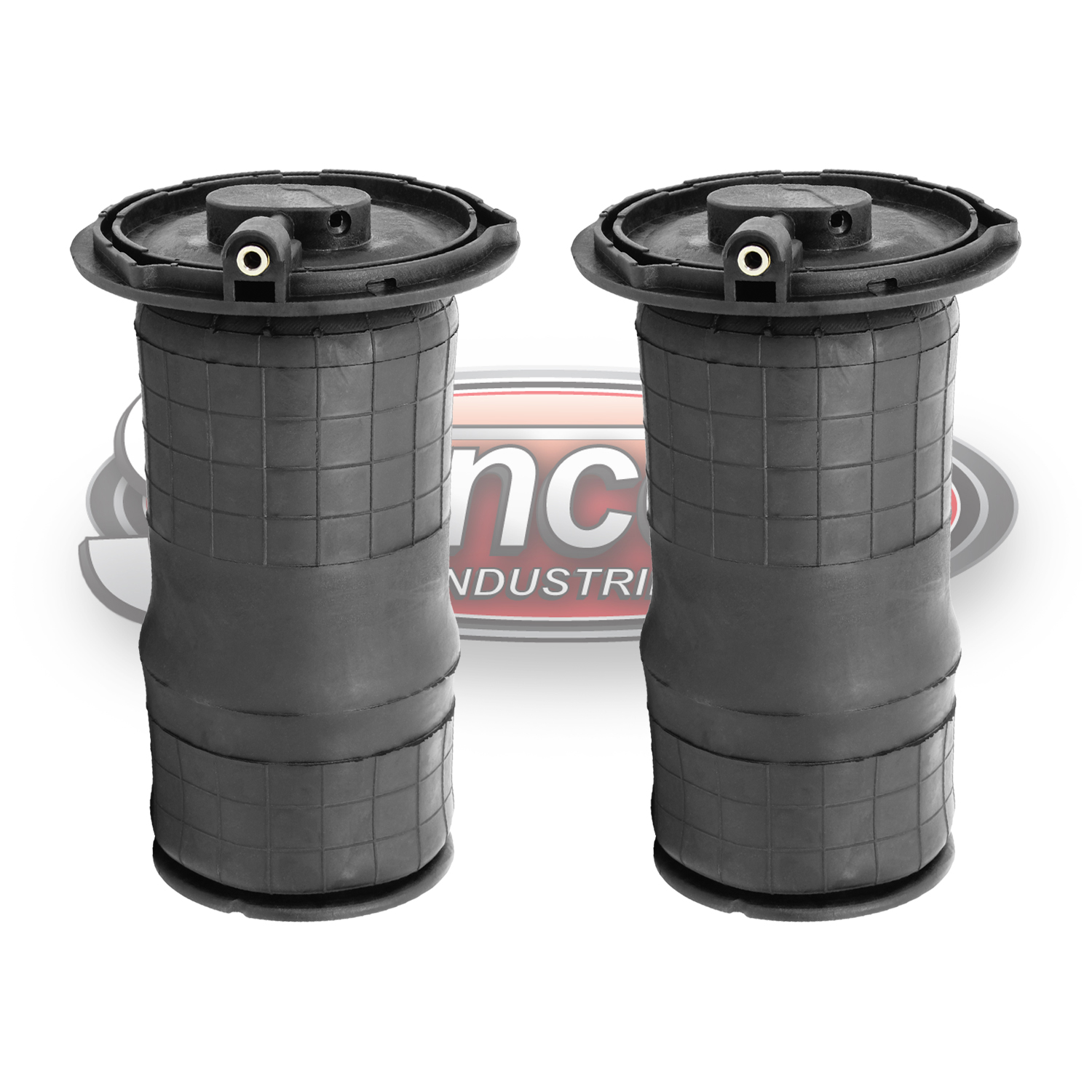 Rear Suspension Air Spring Replacement Pair - 1995-2002 Range Rover Gen II P38A