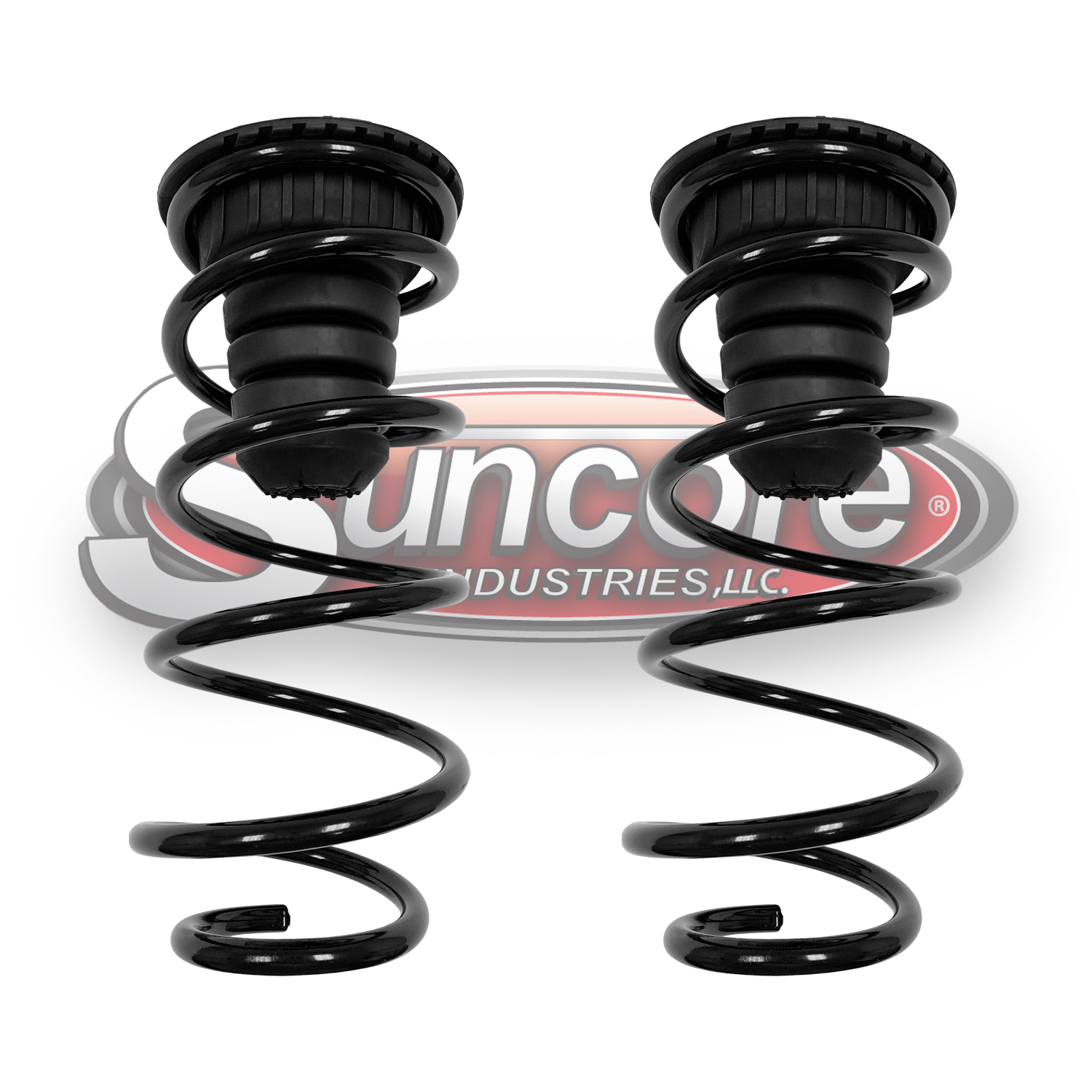Rear Air Ride to Coil Springs Suspension Conversion Kit for 2005-2007 Toyota Sequoia