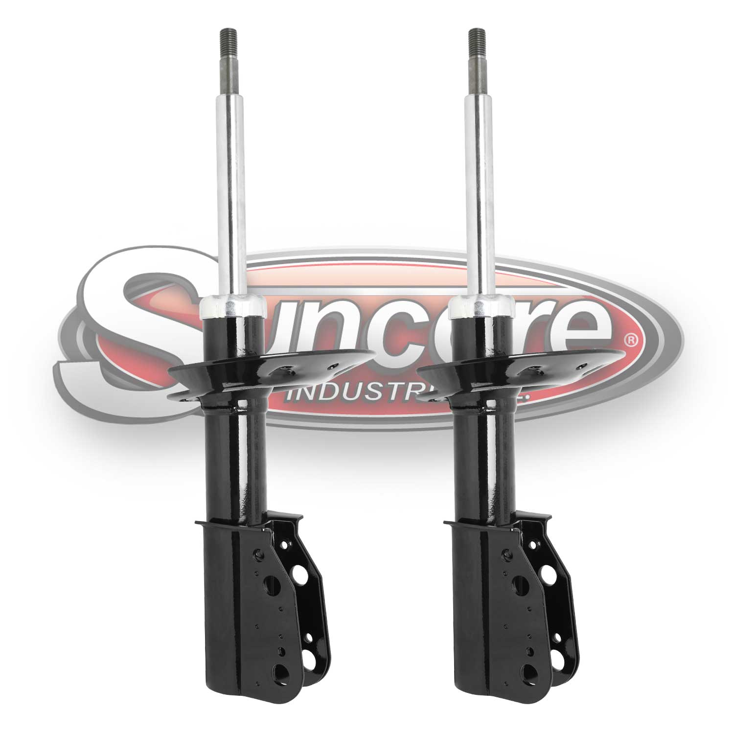 Pair of Front Suspension Bare Struts - 2000-2005 LeSabre DeVille Bonneville